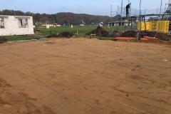Baubeginn im November 2017